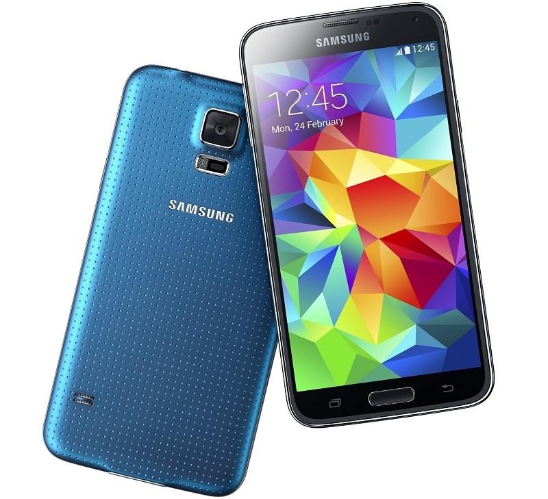 Samsung Galaxy S5 Blu