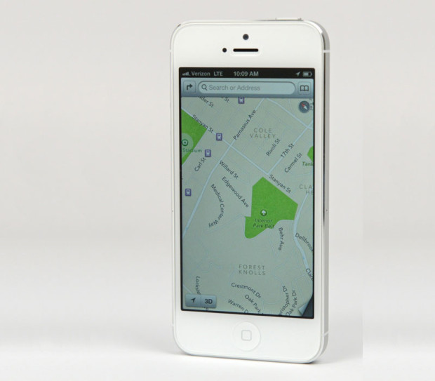 iOS8 Mappe