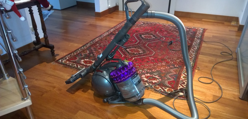 Dyson Cinetic DC52 Allergy Care