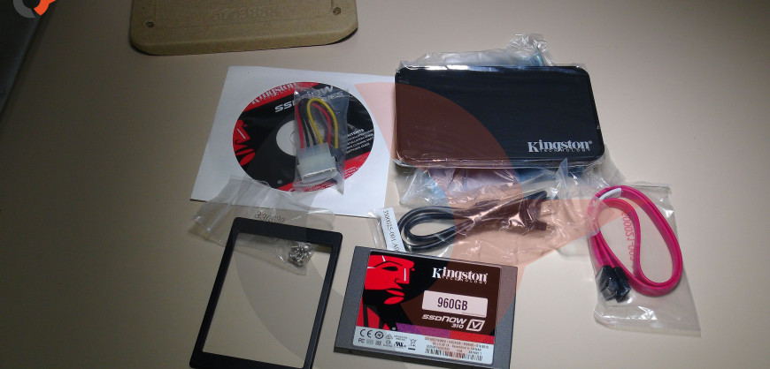 Kingston v310 960GB