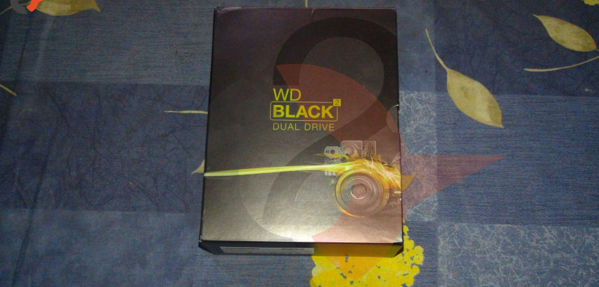 Western Digital Black 2 dual drive