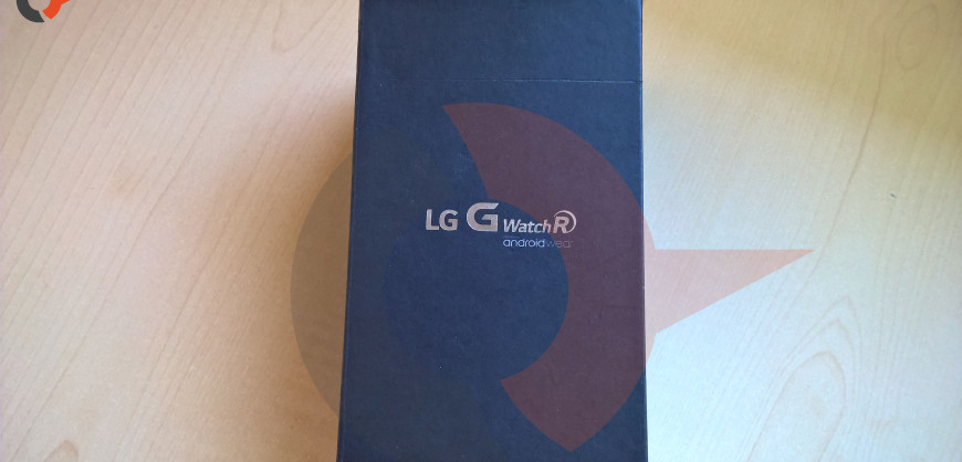 LG G Watch R box 4