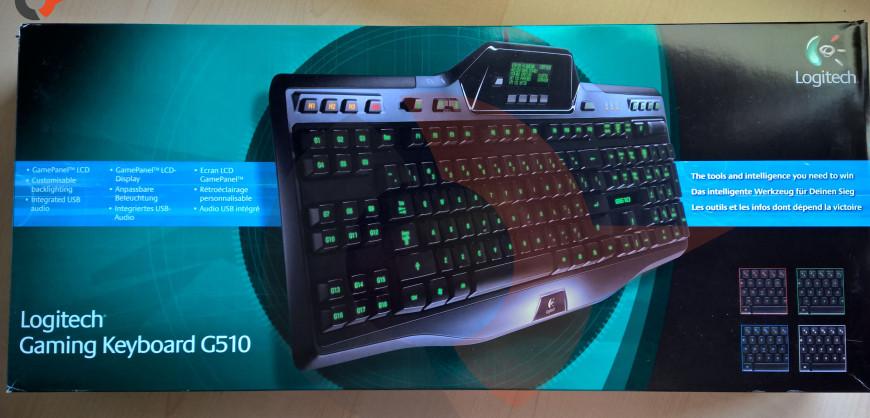 Logitech G510