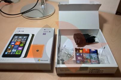Lumia 640 LTE contenuto
