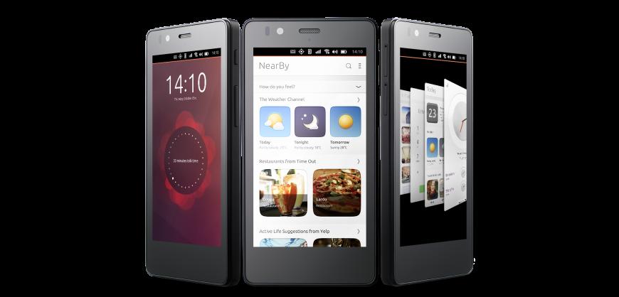 1.Aquaris E4.5 Ubuntu Edition