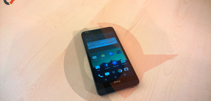 HTC Desire 626 title review