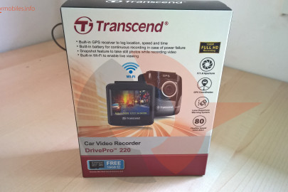 Transcend DrivePro 220 box (5)