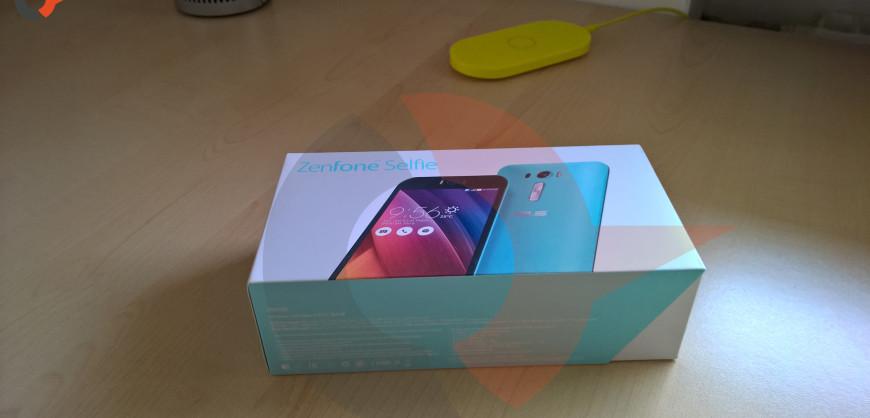Zenfone Selfie box