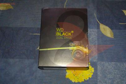 Western Digital Black 2 dual drive