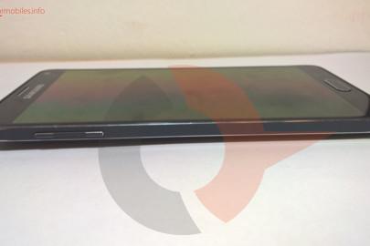 Samsung Galaxy Note 4 profili laterali