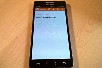 Samsung Galaxy A5 title